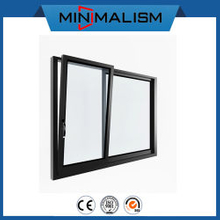 Customized Thermal Break Aluminum Awning Window with Tempered Glazed