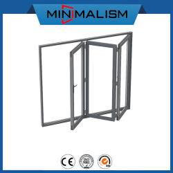 Metal Folding Window for Dining Hall