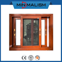 Building Material Aluminium Sliding Window with 304# Stainless Hardware